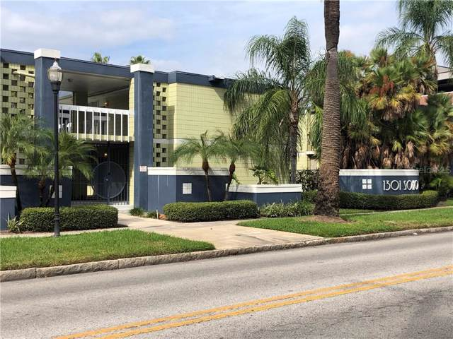 1301 S Howard Avenue B22, Tampa, FL 33606 (MLS #A4451603) :: Team Bohannon Keller Williams, Tampa Properties