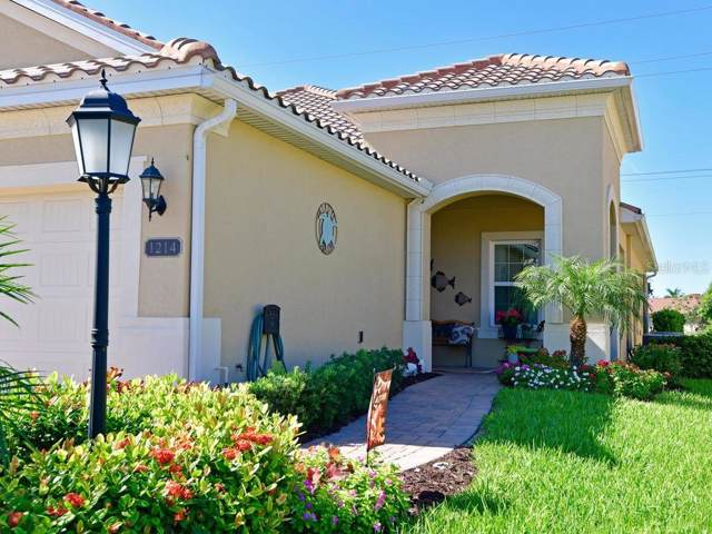 1214 Calle Grand Street, Bradenton, FL 34209 (MLS #A4451611) :: The Light Team