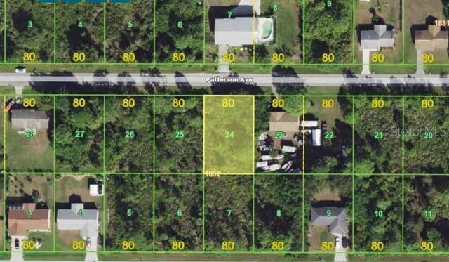 12129 Patterson Avenue, Port Charlotte, FL 33981 (MLS #A4451629) :: Cartwright Realty