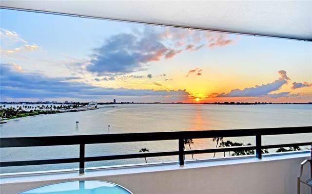 888 Blvd Of The Arts #702, Sarasota, FL 34236 (MLS #A4451643) :: Cartwright Realty
