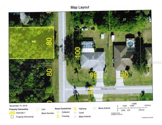 2175 Tinker Street, Port Charlotte, FL 33948 (MLS #A4451683) :: Medway Realty