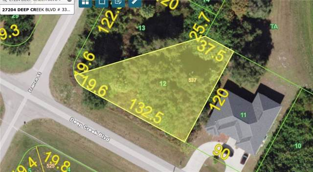 27204 Deep Creek Boulevard, Punta Gorda, FL 33983 (MLS #A4451739) :: EXIT King Realty
