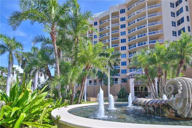 1300 Benjamin Franklin Drive #304, Sarasota, FL 34236 (MLS #A4451763) :: Rabell Realty Group
