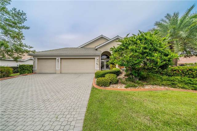 801 Golden Pond Court, Osprey, FL 34229 (MLS #A4451798) :: Medway Realty