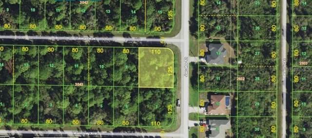 13507 Tolman Avenue, Port Charlotte, FL 33953 (MLS #A4451862) :: Zarghami Group
