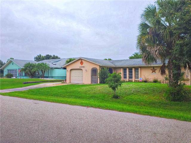 23098 Troy Ave, Port Charlotte, FL 33980 (MLS #A4451891) :: 54 Realty