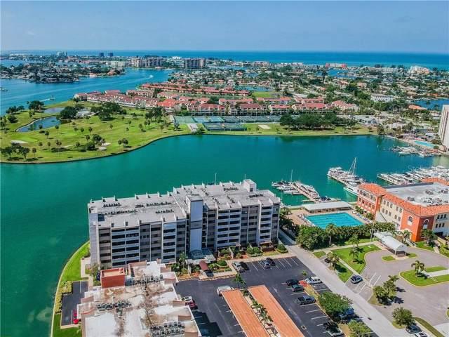 450 Treasure Island Causeway #604, Treasure Island, FL 33706 (MLS #A4451894) :: Baird Realty Group