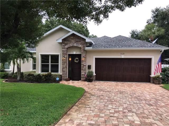 218 Garden Circle, Belleair, FL 33756 (MLS #A4451941) :: Cartwright Realty