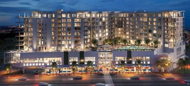 111 S Pineapple Avenue 810 E-1, Sarasota, FL 34236 (MLS #A4452037) :: Sarasota Home Specialists