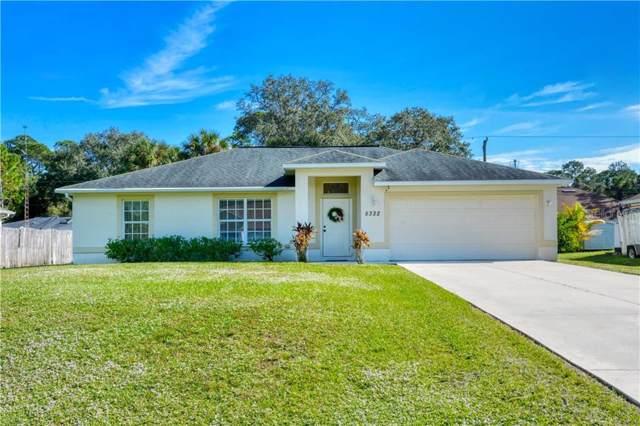 5322 Globe Terrace, North Port, FL 34286 (MLS #A4452127) :: Team Bohannon Keller Williams, Tampa Properties
