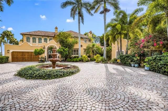 4311 Bay Shore Road, Sarasota, FL 34234 (MLS #A4452131) :: The Heidi Schrock Team