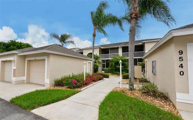 9540 High Gate Drive #1422, Sarasota, FL 34238 (MLS #A4452138) :: RE/MAX Realtec Group