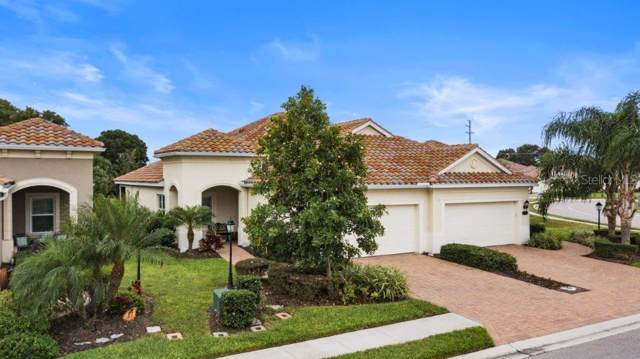 7005 Vista Bella Drive, Bradenton, FL 34209 (MLS #A4452160) :: The Duncan Duo Team