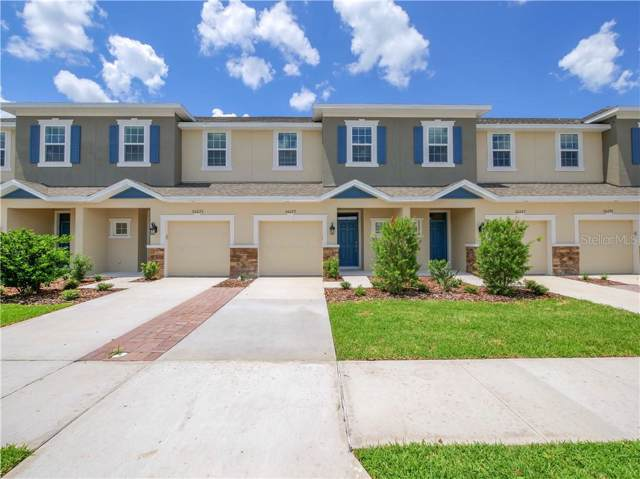 1070 Amber Leaf Trail 04-27, Wesley Chapel, FL 33544 (MLS #A4452164) :: Delgado Home Team at Keller Williams