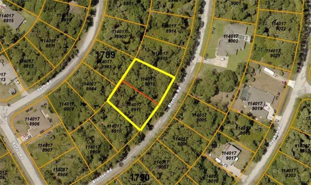1140178911 & 1140178 Blocton Road, North Port, FL 34288 (MLS #A4452427) :: Team Bohannon Keller Williams, Tampa Properties