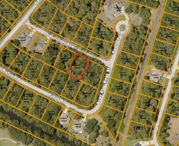 Ivor Avenue, North Port, FL 34288 (MLS #A4452439) :: Team Bohannon Keller Williams, Tampa Properties