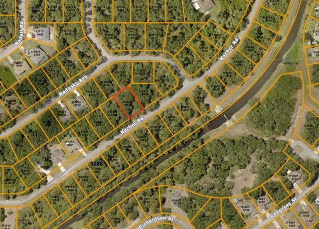 Kacher Road, North Port, FL 34288 (MLS #A4452461) :: Griffin Group