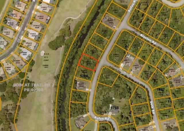Rufus Road, North Port, FL 34288 (MLS #A4452462) :: Team Bohannon Keller Williams, Tampa Properties