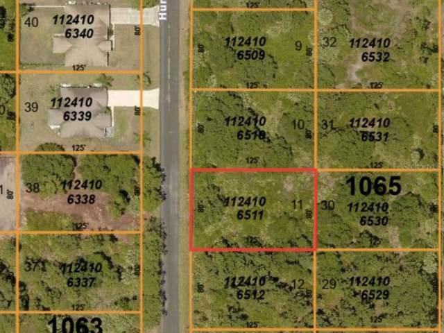 Huntington Street, North Port, FL 34288 (MLS #A4452466) :: Team Bohannon Keller Williams, Tampa Properties