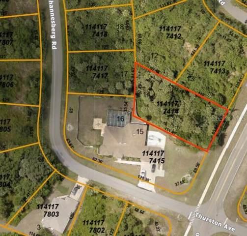 S Haberland Boulevard, North Port, FL 34288 (MLS #A4452470) :: GO Realty