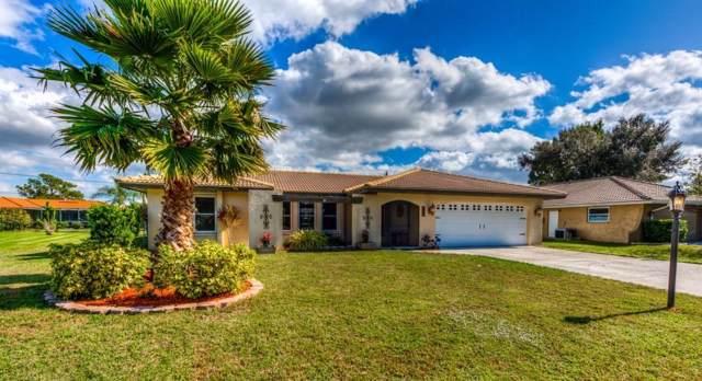 470 Ingres Drive, Nokomis, FL 34275 (MLS #A4452517) :: GO Realty