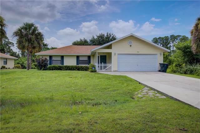 1954 S Cranberry Boulevard, North Port, FL 34286 (MLS #A4452542) :: Team Bohannon Keller Williams, Tampa Properties