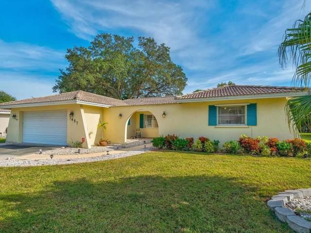 7457 Mariana Drive, Sarasota, FL 34231 (MLS #A4452551) :: Team Bohannon Keller Williams, Tampa Properties