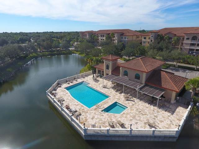 7804 Lake Vista Court #302, Lakewood Ranch, FL 34202 (MLS #A4452593) :: The Duncan Duo Team