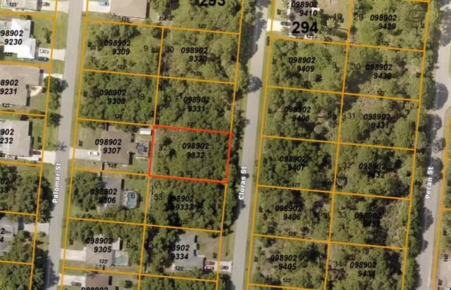Cloras St, North Port, FL 34287 (MLS #A4452635) :: Team Bohannon Keller Williams, Tampa Properties