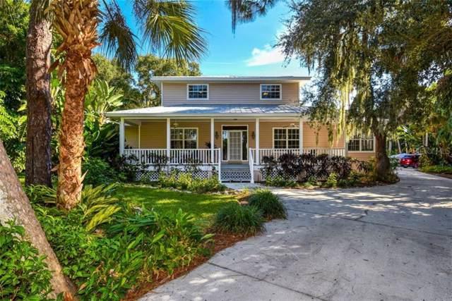 8945 Fishermens Bay Drive, Sarasota, FL 34231 (MLS #A4452640) :: Sarasota Home Specialists