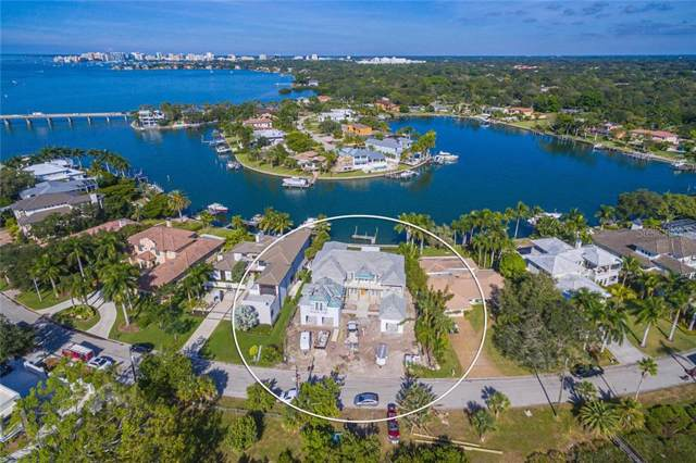 1419 Tangier Way, Sarasota, FL 34239 (MLS #A4452664) :: The Duncan Duo Team