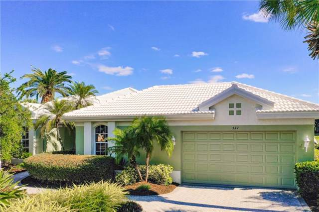 532 Cheval Drive, Venice, FL 34292 (MLS #A4452665) :: The Duncan Duo Team