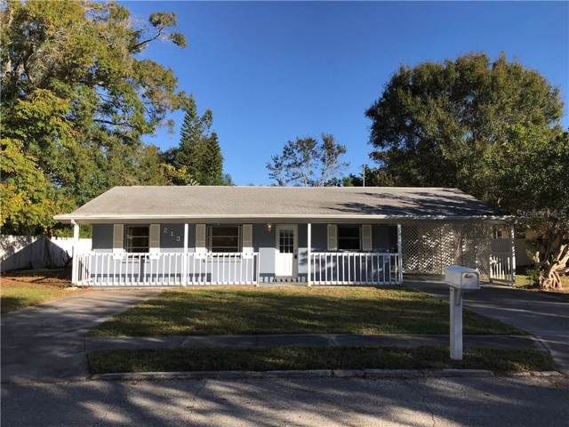 2135 Oak Terrace, Sarasota, FL 34231 (MLS #A4452674) :: Remax Alliance