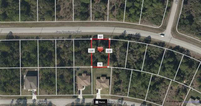 14379 San Domingo Boulevard, Port Charlotte, FL 33981 (MLS #A4452756) :: The Duncan Duo Team