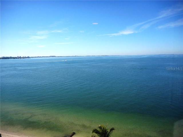 11 Sunset Drive #801, Sarasota, FL 34236 (MLS #A4452758) :: The Duncan Duo Team