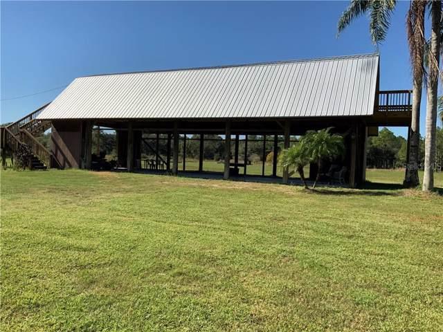 8980 Ogleby Creek Road, Myakka City, FL 34251 (MLS #A4452865) :: The Duncan Duo Team