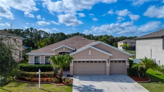 1843 Bottlebrush Way, North Port, FL 34289 (MLS #A4452916) :: Team Bohannon Keller Williams, Tampa Properties