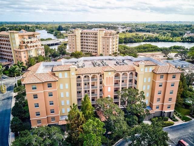 5591 Cannes Circle #606, Sarasota, FL 34231 (MLS #A4453062) :: Sarasota Home Specialists