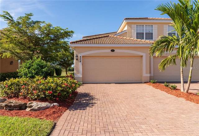 408 Winding Brook Lane #101, Bradenton, FL 34212 (MLS #A4453072) :: Florida Real Estate Sellers at Keller Williams Realty
