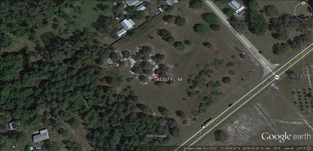 45307 State Rd 64 E, Myakka City, FL 34251 (MLS #A4453111) :: Rabell Realty Group