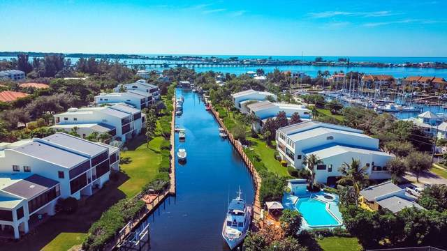 4004 128TH Street W #903, Cortez, FL 34215 (MLS #A4453196) :: The Comerford Group