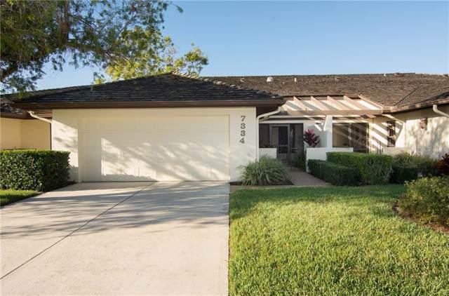 7334 Royal Birkdale Drive 16C, Sarasota, FL 34238 (MLS #A4453197) :: The Duncan Duo Team
