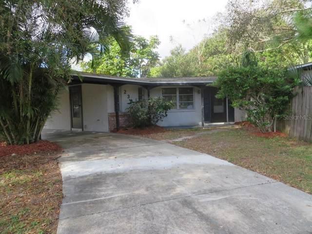 2320 Mcintosh Road, Sarasota, FL 34232 (MLS #A4453220) :: Medway Realty