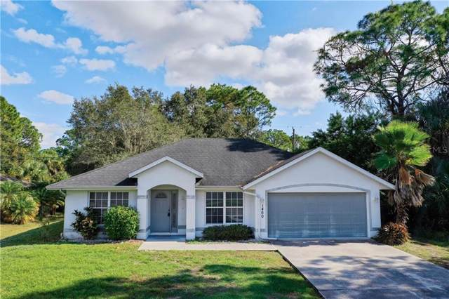 1460 S Salford Boulevard, North Port, FL 34287 (MLS #A4453253) :: The Duncan Duo Team