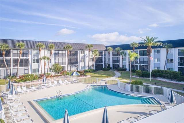 5600 Beach Way Drive #213, Sarasota, FL 34242 (MLS #A4453275) :: Baird Realty Group