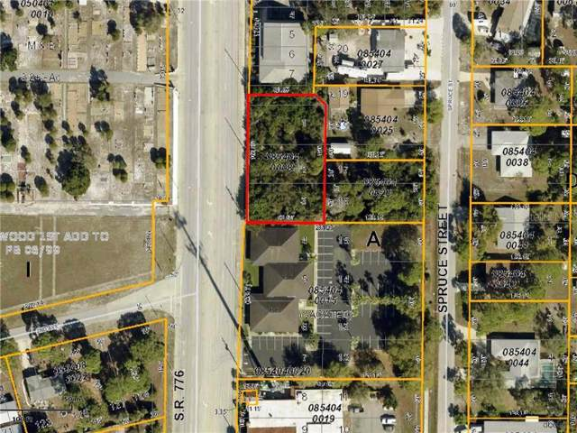 521 S Indiana Avenue, Englewood, FL 34223 (MLS #A4453306) :: The BRC Group, LLC