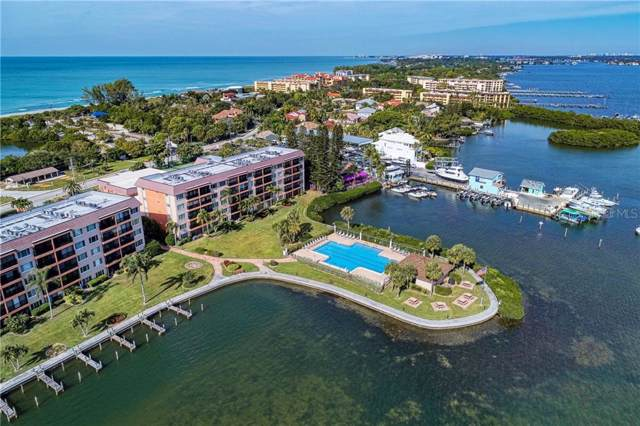 8897 Midnight Pass Road #203, Sarasota, FL 34242 (MLS #A4453340) :: Baird Realty Group