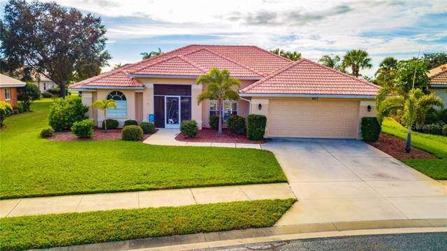 627 May Apple Way, Venice, FL 34293 (MLS #A4453350) :: The Duncan Duo Team