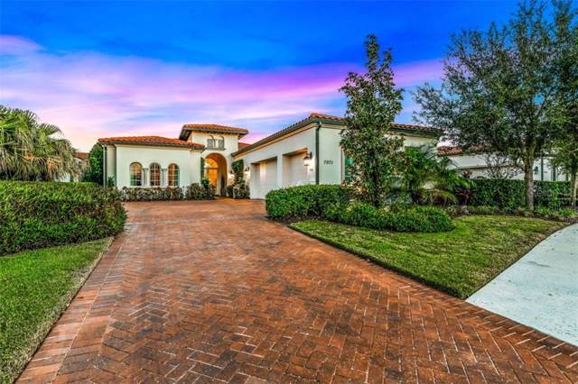 7971 Matera Court, Lakewood Ranch, FL 34202 (MLS #A4453382) :: The Duncan Duo Team