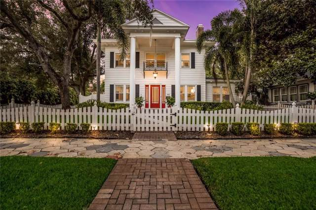 195 18TH Avenue N, St Petersburg, FL 33704 (MLS #A4453385) :: Team Bohannon Keller Williams, Tampa Properties